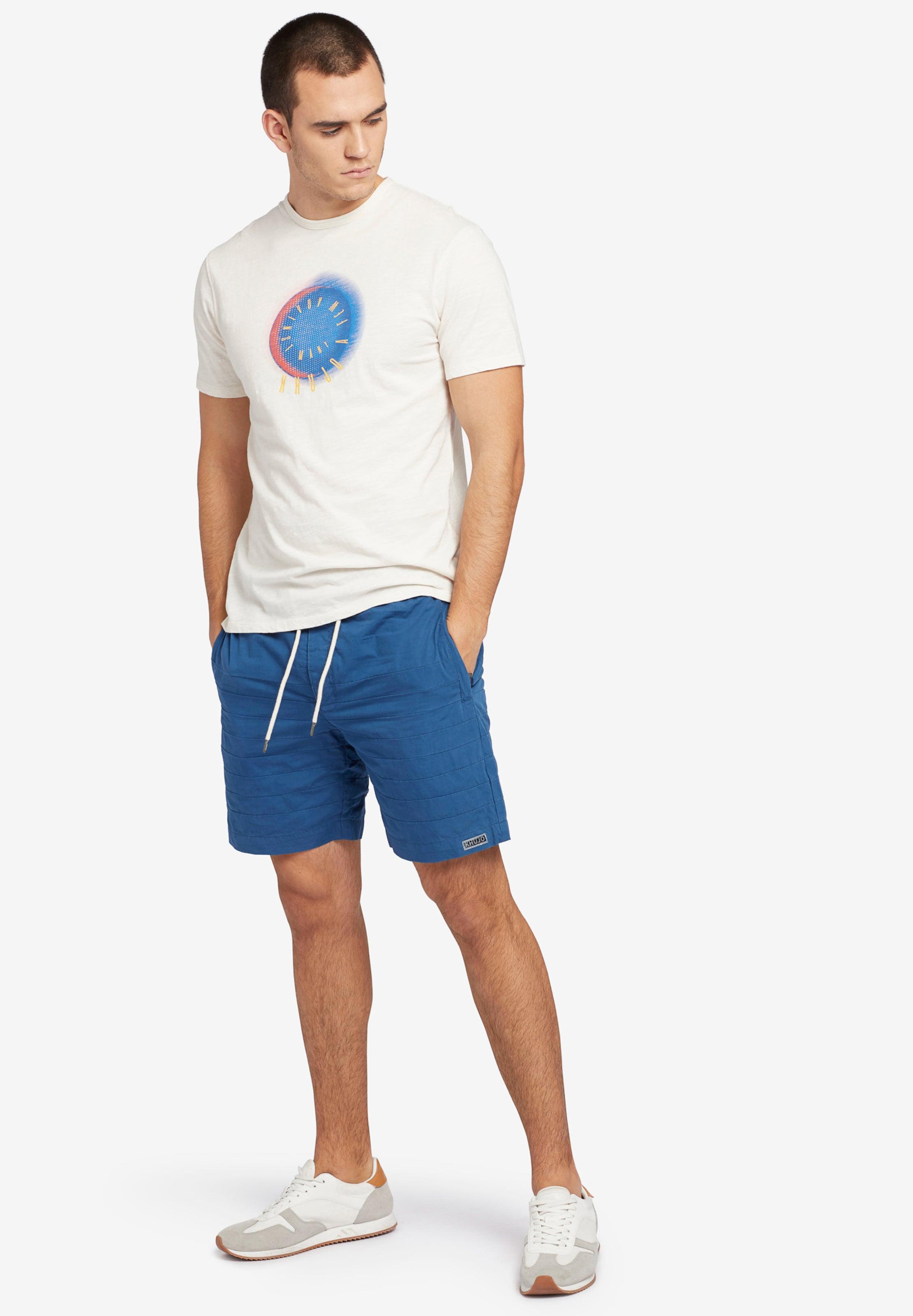Bleu Khujo Pantalon 'aric' Khujo En rQotshCxBd