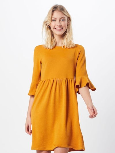ABOUT YOU Kleid 'Thalisa' in senf, Modelansicht