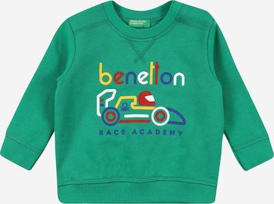 UNITED COLORS OF BENETTON Sweat en vert, Vue avec produit