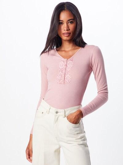 Marškinėliai 'Florentine Shirt' iš ABOUT YOU , spalva - rožinė: Vaizdas iš priekio
