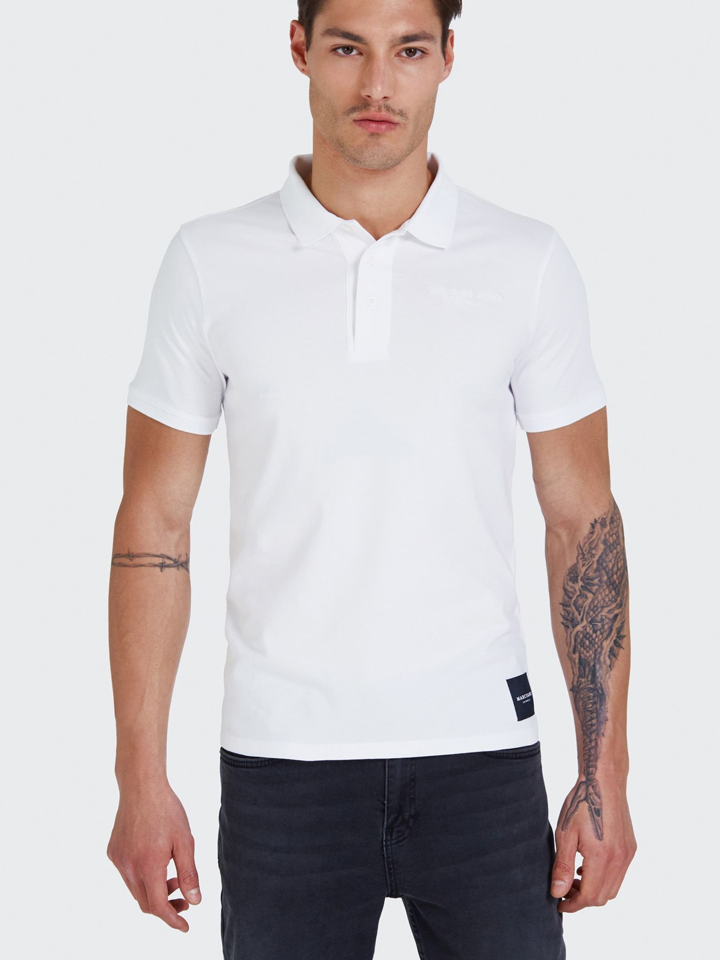 In Weiß Angeles Marciano Los Poloshirt 9HE2ID
