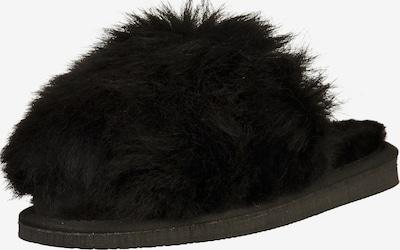 SHEPHERD OF SWEDEN Hausschuhe 'Tessan' in schwarz, Produktansicht