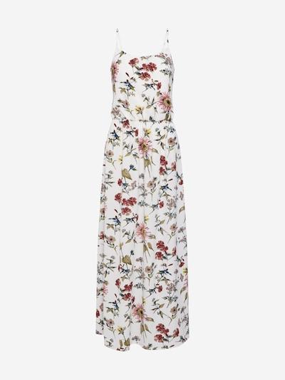 ONLY Kleider in grasgrün / altrosa / weiß, Produktansicht