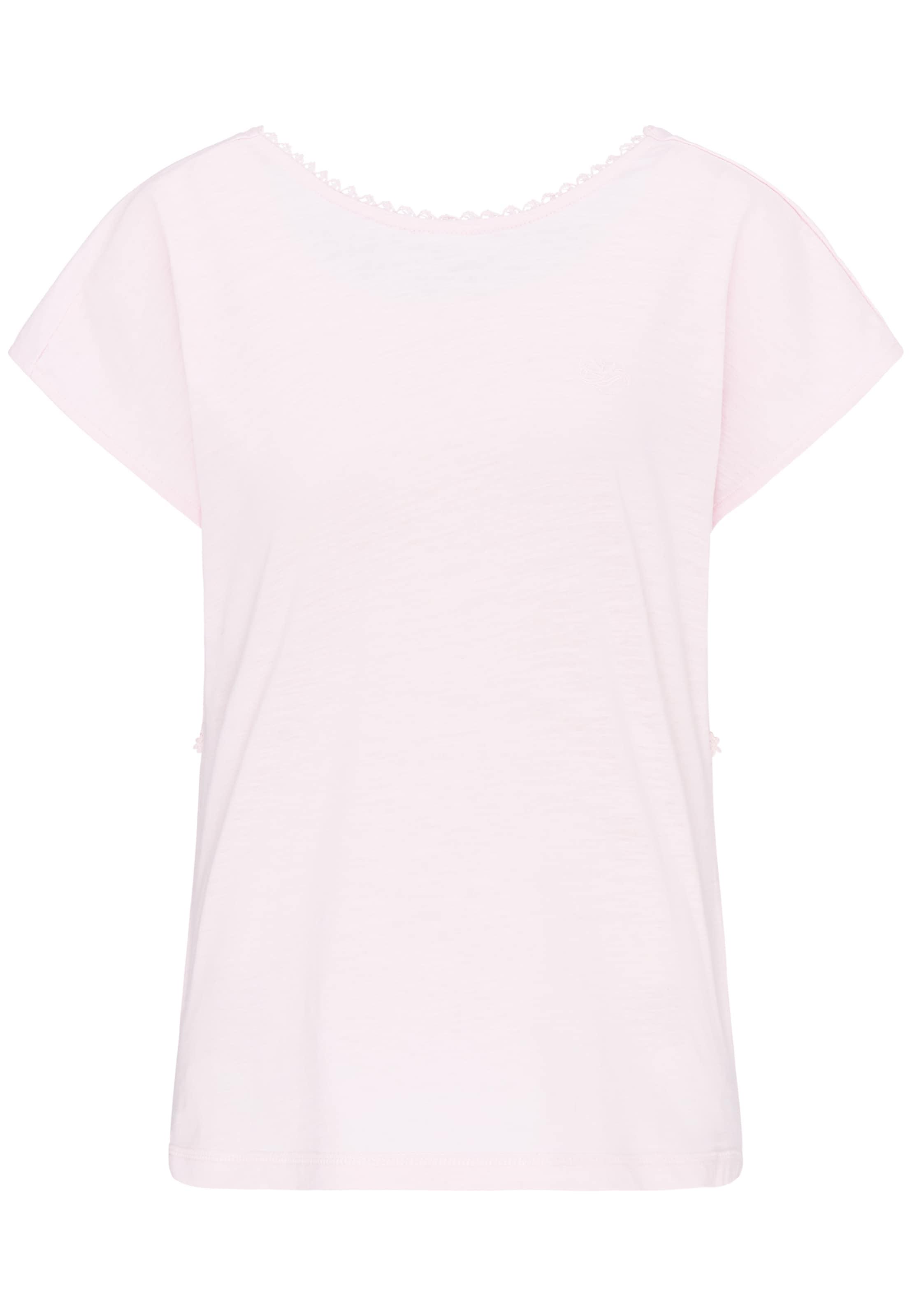 T En shirt Chiné Dreimaster Rose P0kO8nw