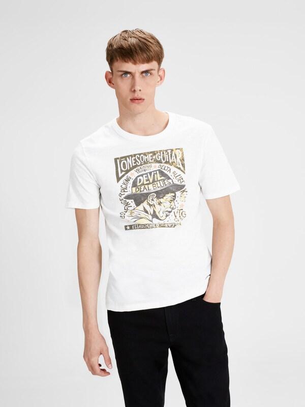 JACK & JONES Print-T-Shirt