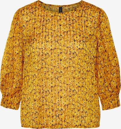 Y.A.S Bluse in senf / mischfarben, Produktansicht