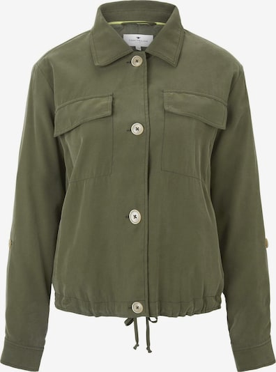 TOM TAILOR Jacke in grün, Produktansicht