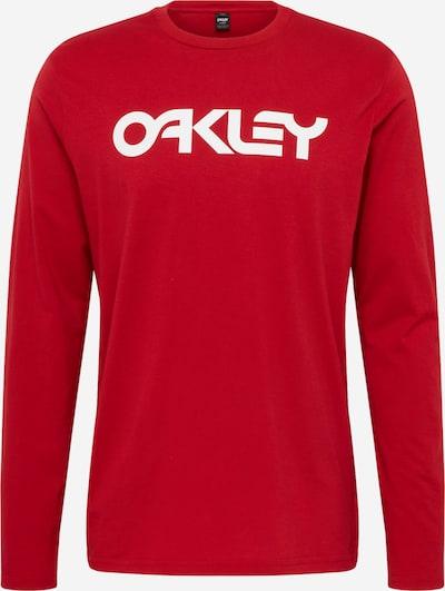 OAKLEY Sport-Shirt 'MARK II L/S TEE' in rot, Produktansicht