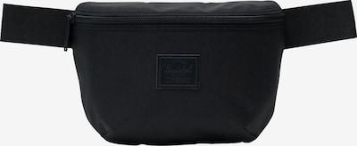 Herschel Gürteltasche 'Fourteen' in schwarz, Produktansicht