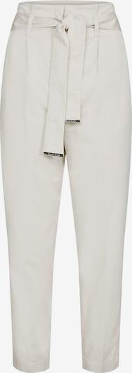Calvin Klein Paper Bag Trousers in weiß, Produktansicht