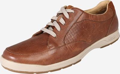 CLARKS Sneaker 'Stafford Park 5' in braun, Produktansicht