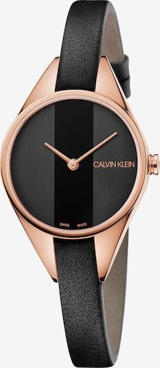 Calvin Klein Analoog horloge in de kleur Goud / Zwart, Productweergave