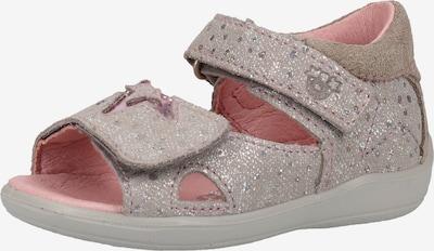Pepino Sandalen in grau, Produktansicht