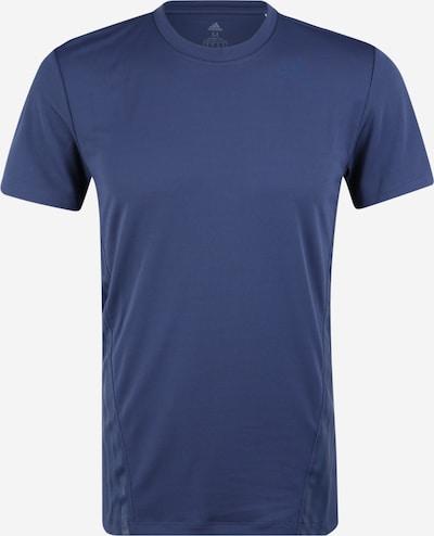 ADIDAS PERFORMANCE Ikdienas krekls 'AERO 3S TEE' pieejami zils, Preces skats