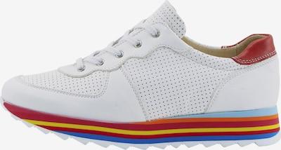 heine Sneaker in weiß: Frontalansicht