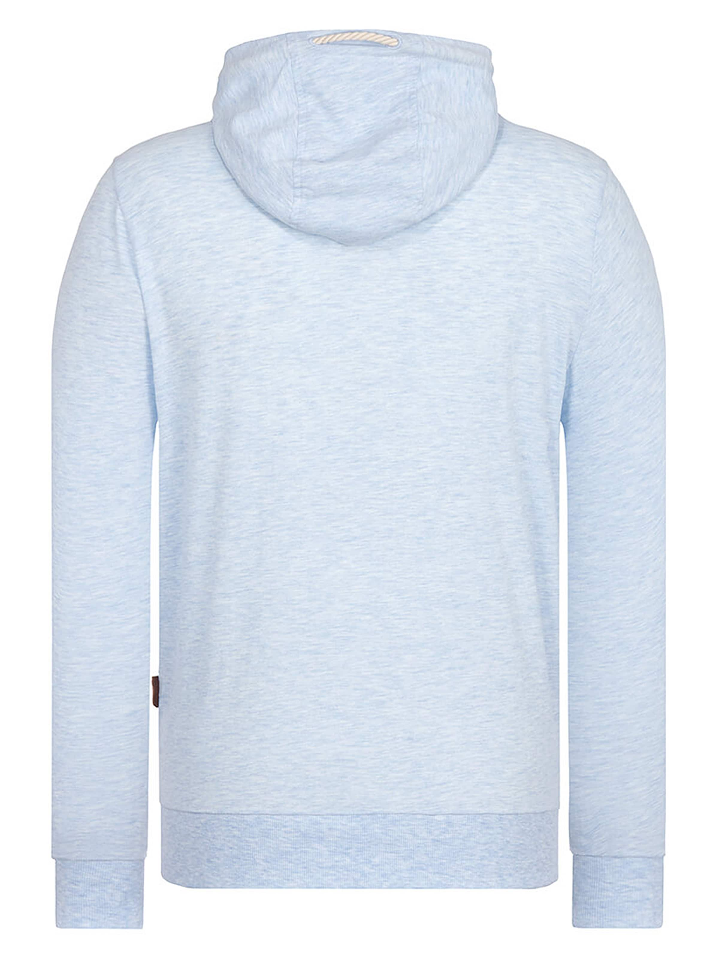 shirt 'diese Sweat Naketano Nüsse' Bleu Clair En 8vmnwO0N