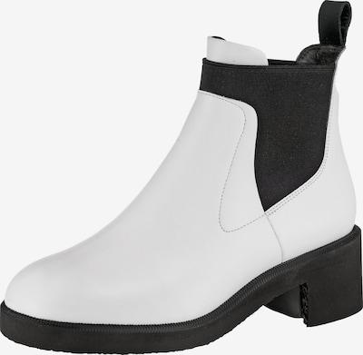 CAMPER Stiefeletten 'Wonder' in schwarz / weiß, Produktansicht