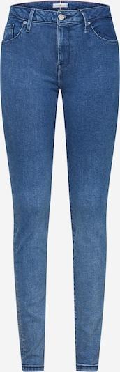 TOMMY HILFIGER Jeans 'COMO SKINNY RW' in blue denim, Produktansicht