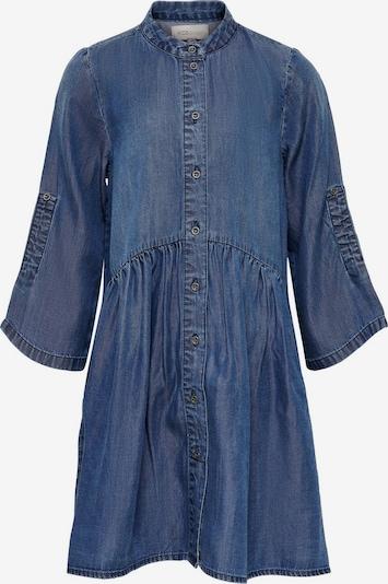 KIDS ONLY Rüschen Jeanskleid in blau: Frontalansicht