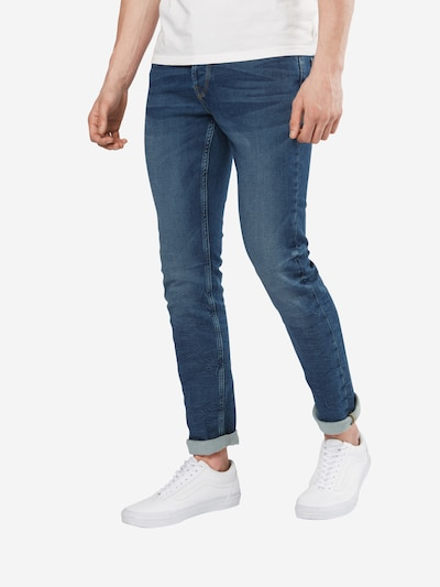 Only & Sons Jeans 'LOOM BLUE' in blue denim, Modelansicht