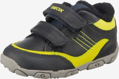 GEOX Winterboots 'Balu' in neongrün / schwarz, Produktansicht