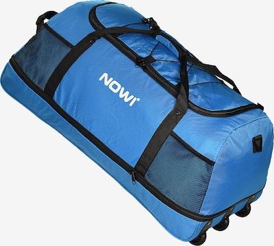 Nowi Reisetasche in himmelblau / schwarz / weiß, Produktansicht