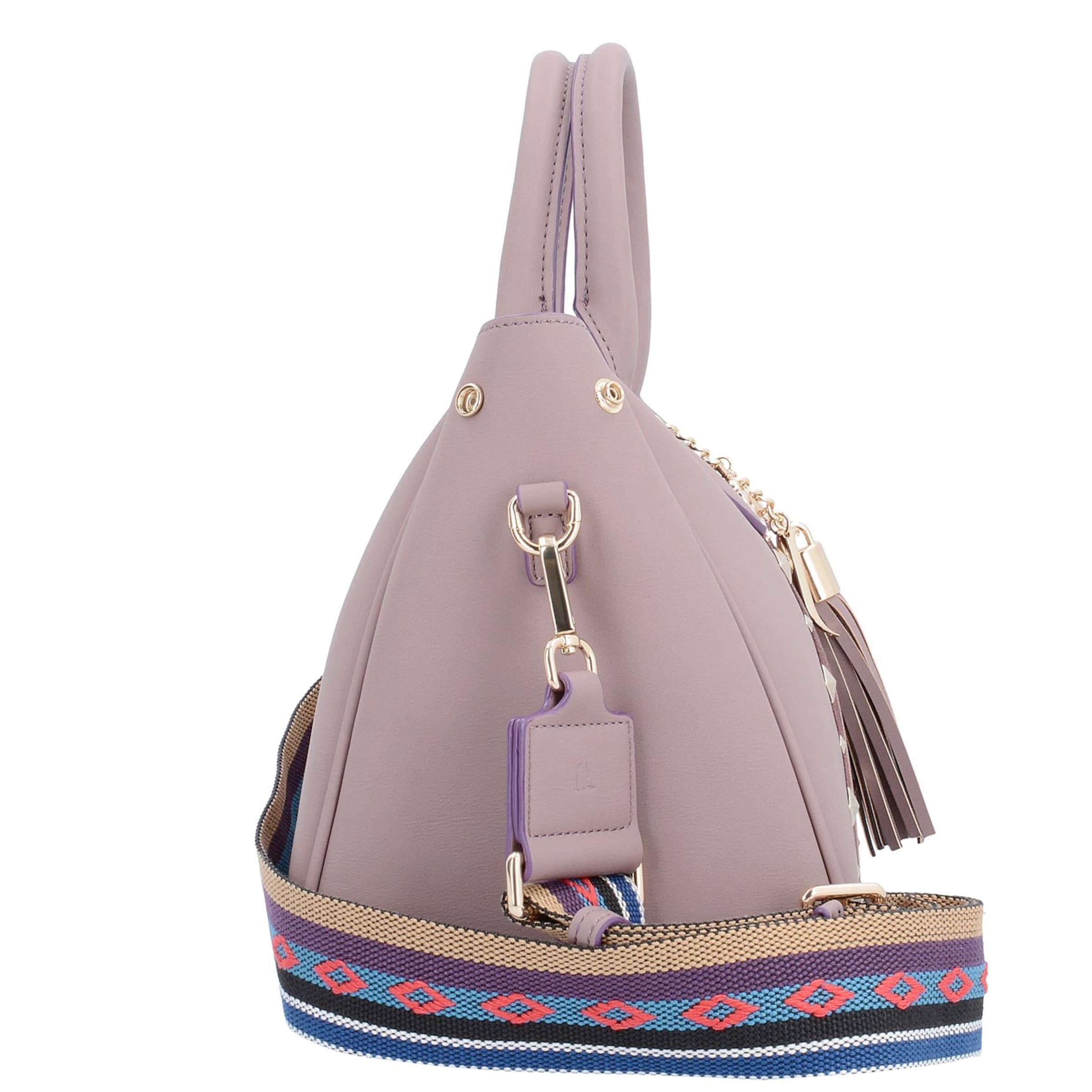 Trussardi Jeans Blondie Ecoleather Stud Tote Medium Bag Handtasche 30 cm Kauf Auslass Für Billig KzEpxz7GC9