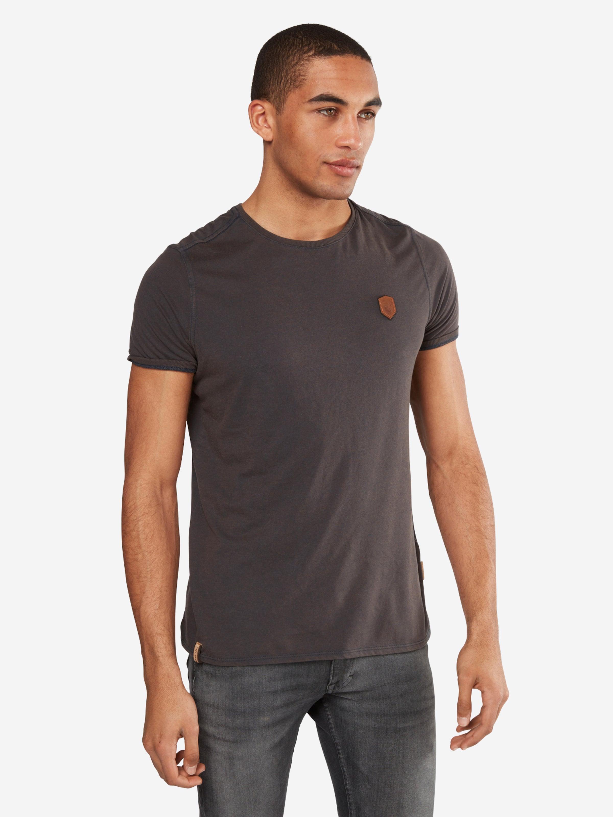 naketano T-Shirt 'Halim Trabando' Guter Service xAMdxB