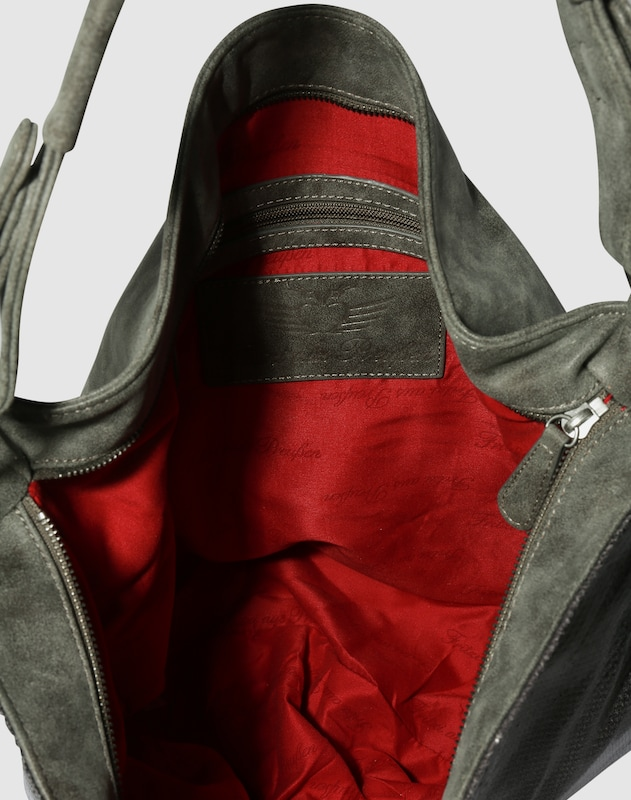 Fritzi Of Prussia Shoulder Bag Jade