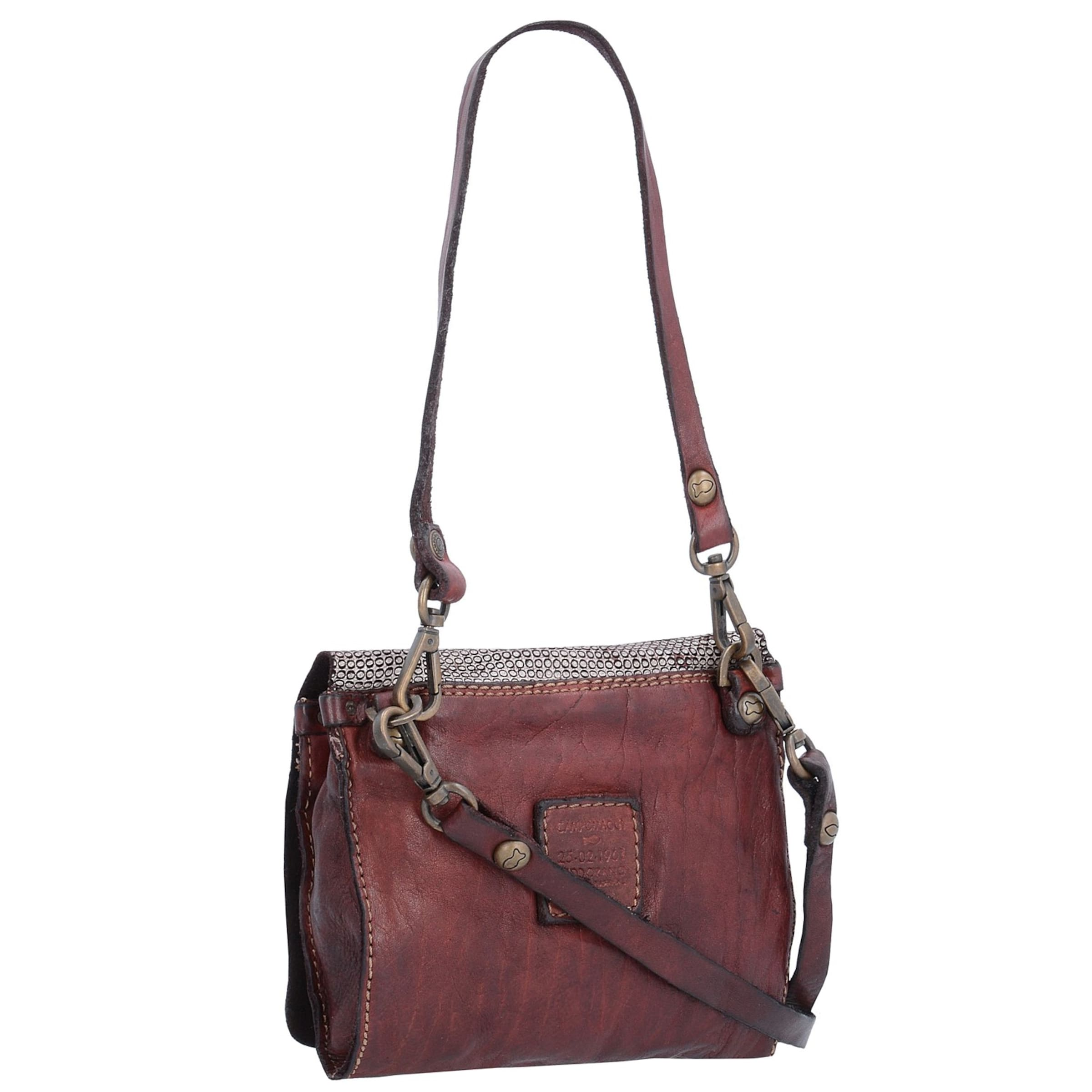 Campomaggi Mini Bag Bag 17 Campomaggi Umh盲ngetasche Mini cm Bauletto Bauletto Leder qPntw