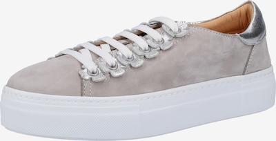 Darkwood Sneaker in grau / taupe / silber, Produktansicht