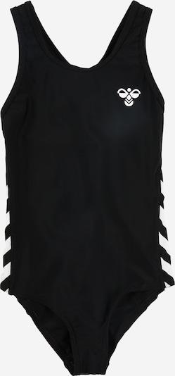 Hummel Jednodijelni kupaći kostim 'Nikoline' u crna / bijela, Pregled proizvoda