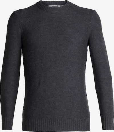 Icebreaker Sweatshirt 'Waypoint' in anthrazit, Produktansicht