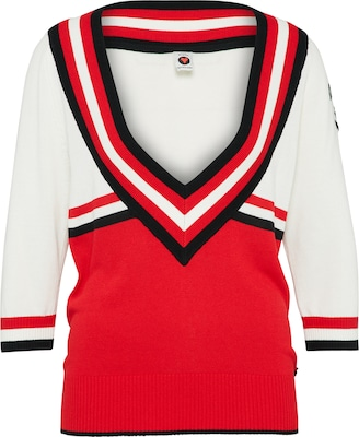 SCOTCH & SODA Sportlicher Pullover