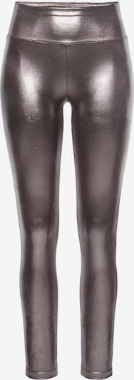 LASCANA Leggings in silber, Produktansicht