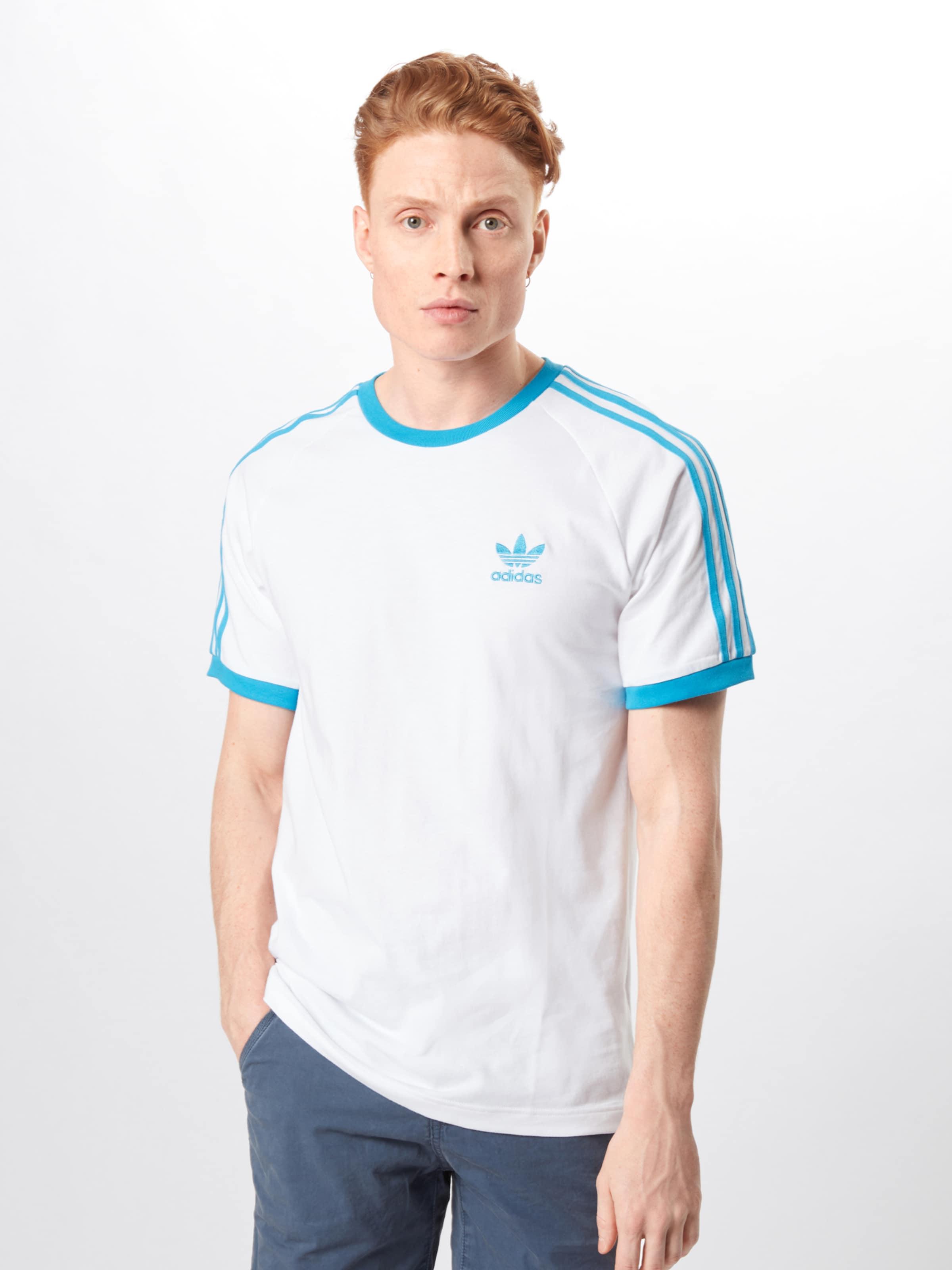 T Adidas TürkisWeiß Originals In shirt bf76YvIgy