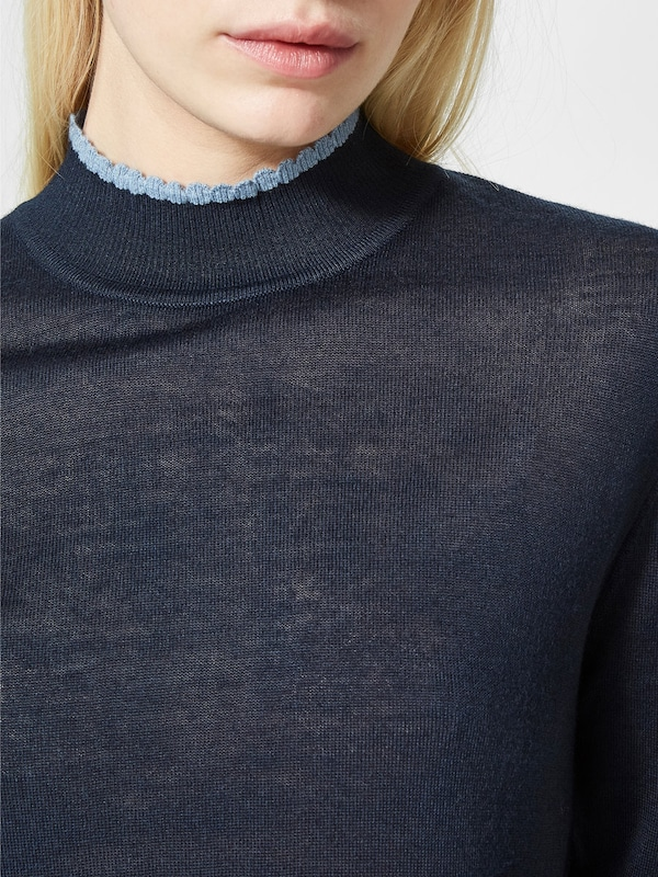 SELECTED FEMME Strickpullover Dünne Woll