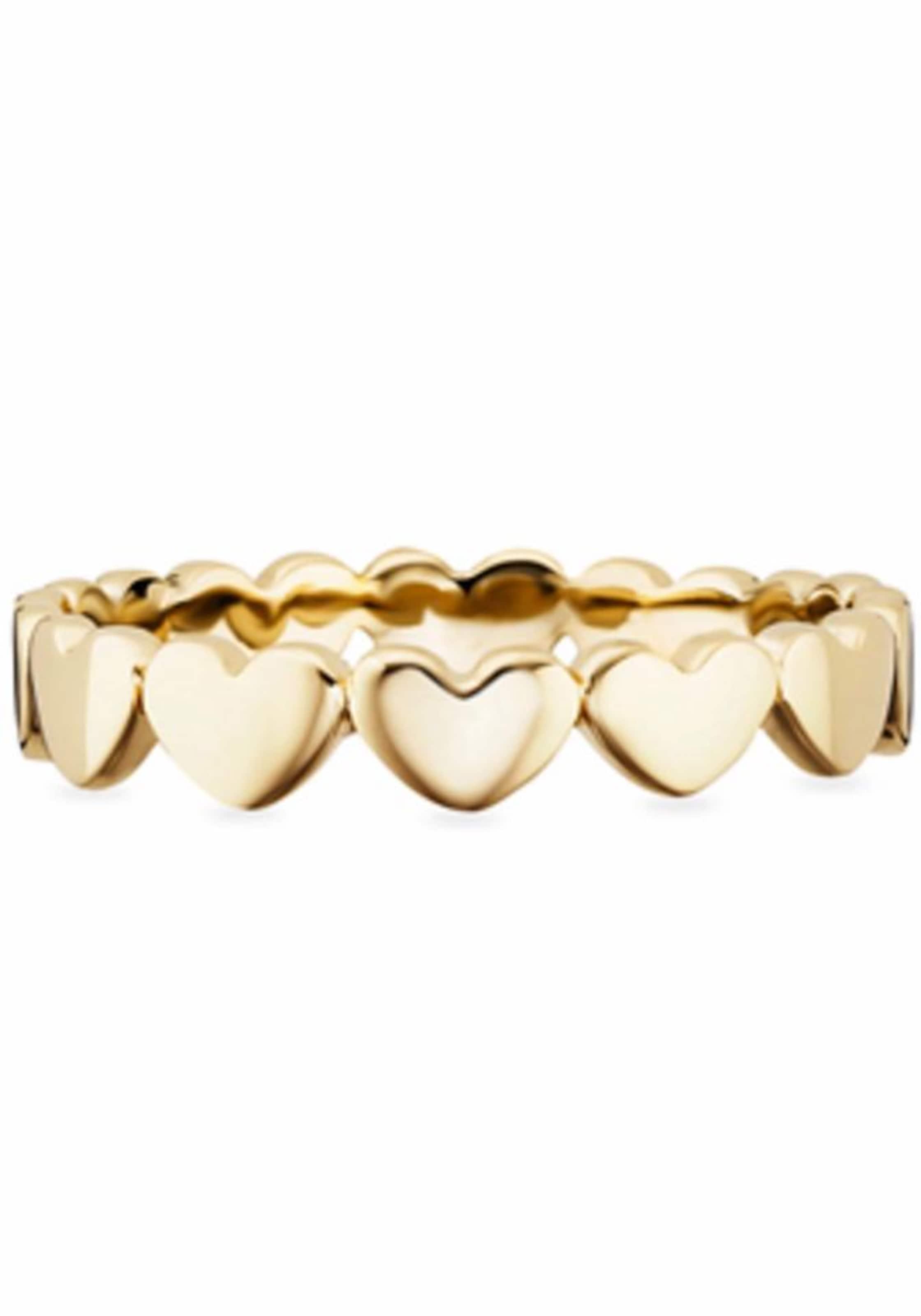caï Fingerring 'love, Herz, hearts <3, C7317R/90/00'