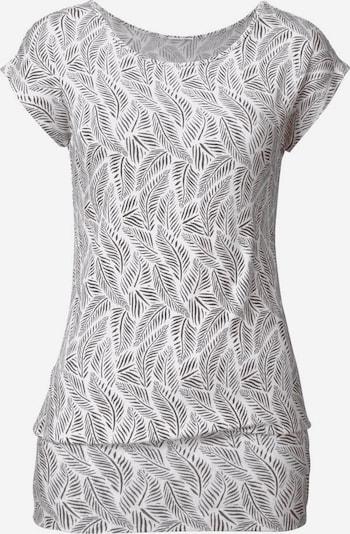 LASCANA Shirt in grey / black, Item view