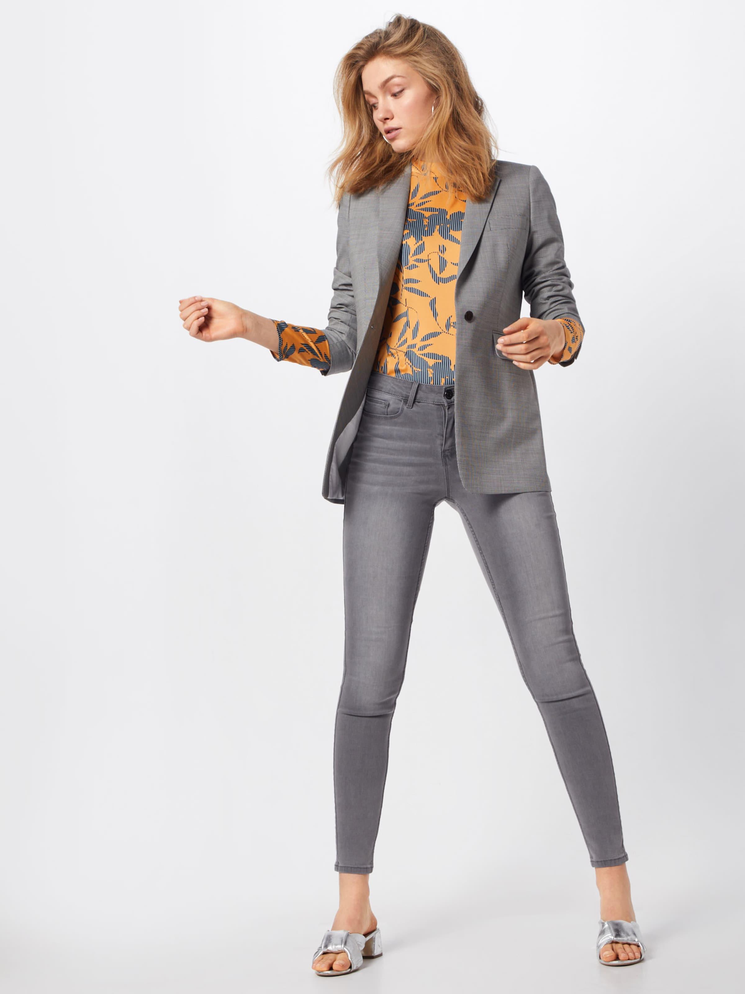 In Jeans Grey Denim Vila 'vicommit Felicia' R5jL4q3A