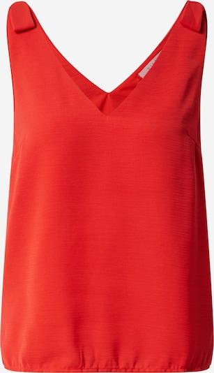 VILA Top in de kleur Rood, Productweergave