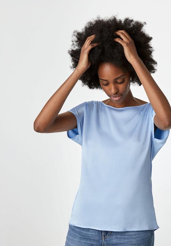 HALLHUBER Shirt in hellblau  Neue Kleidung Kleidung Kleidung in dieser Saison 7fe302
