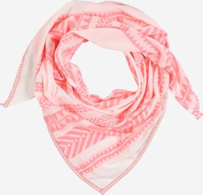 Zwillingsherz Tuch 'Amalia' in pink, Produktansicht