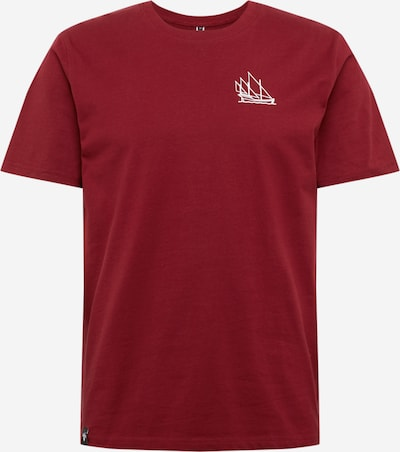 Hafendieb Shirt in de kleur Wijnrood, Productweergave