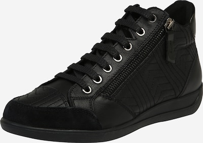 Sneaker înalt 'Myria' GEOX pe negru, Vizualizare produs