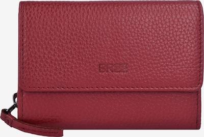BREE Geldbörse 'Liv 134 RFID' in rot, Produktansicht