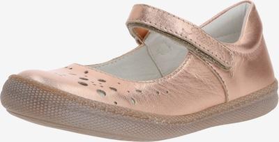 Balerinos 'SPORT TRENDY FEMM CAPRA LAMINATA' iš PRIMIGI , spalva - rožinio aukso spalva, Prekių apžvalga