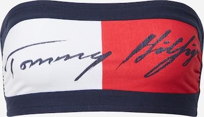 Bikinio viršutinė dalis 'BANDEAU SIGNATURE' iš Tommy Hilfiger Underwear , spalva - tamsiai mėlyna, Prekių apžvalga
