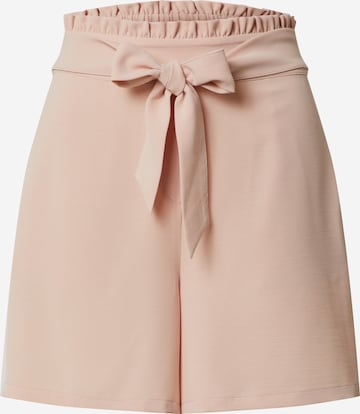 ABOUT YOU Shorts in Beige