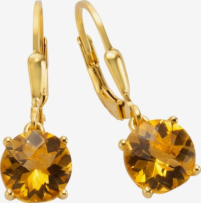Jamelli Ohrringe in goldgelb / gold, Produktansicht